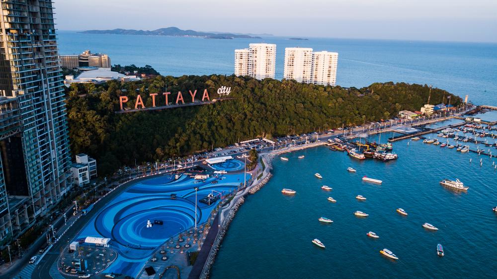 Thiên đường giải trí Pattaya