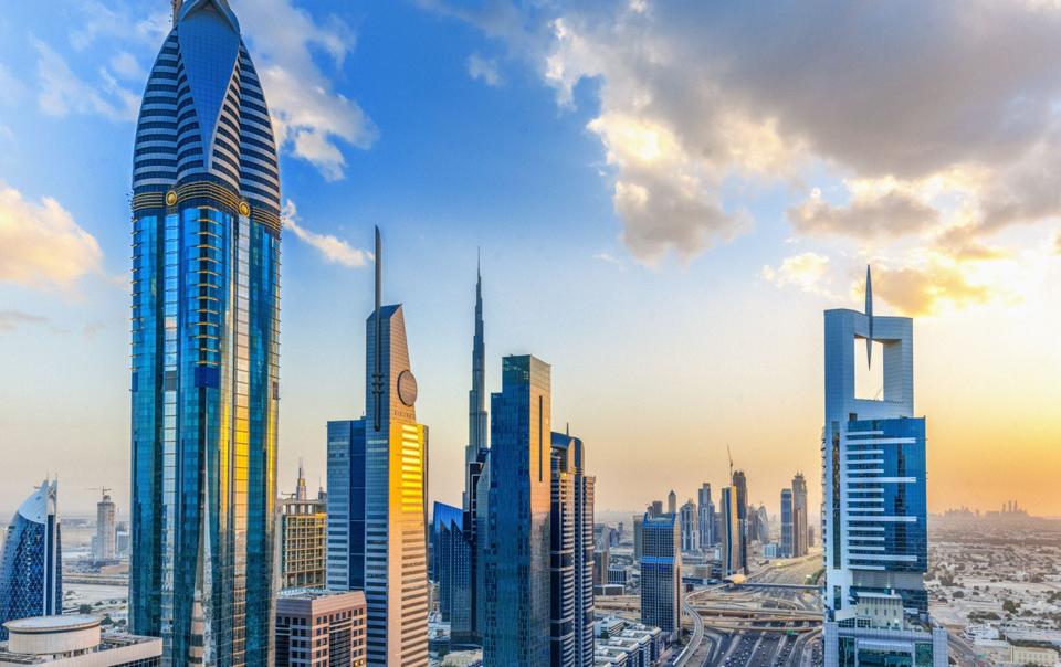 HÀ NỘI - DUBAI ABU DHABI, 6N5Đ