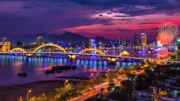 Tour xem bắn pháo hoa tết dương lịch 2019 Hà Nội - Đà Nẵng 4N4D
