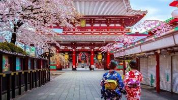 TOUR TẾT OSAKA- KOBE- KYOTO-NÚI PHÚ SĨ- TOKYO 6N5D (BAY VIETNAM AIRLINES)