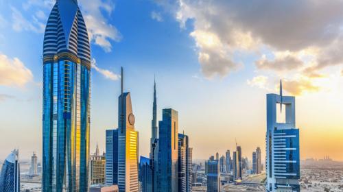 Hà Nội - Dubai - Adu Dhabi - Hà Nội, 6N5Đ