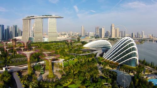 Hà Nội - Singapore - Malaysia - Hà Nội 2018, 6N5Đ (VN)