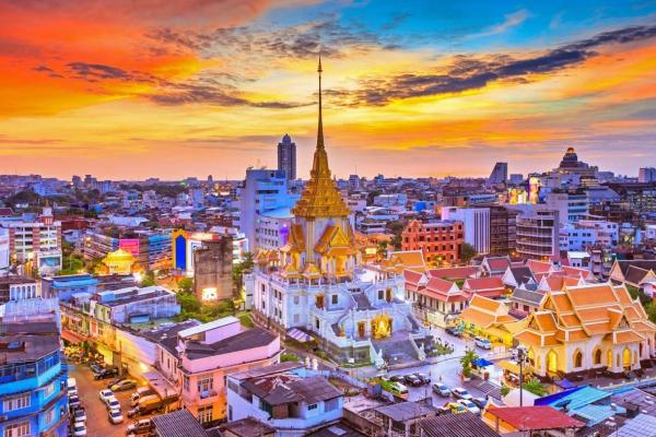 TOUR THÁI LAN 5 NGÀY 4 ĐÊM: HÀ NỘI - BANGKOK - PATTAYA