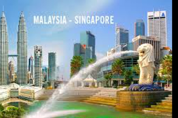 SINGAPORE – SENTOSA – GARDEN BY THE BAY3N3D