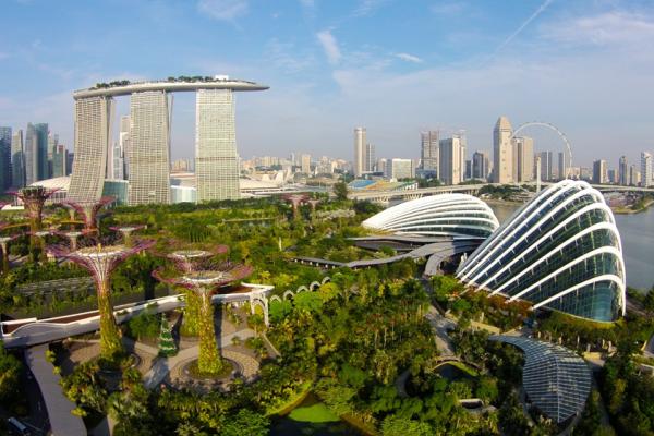 HÀ NỘI - SINGAPORE - MALAYSIA 2018, 6N5Đ (VN)