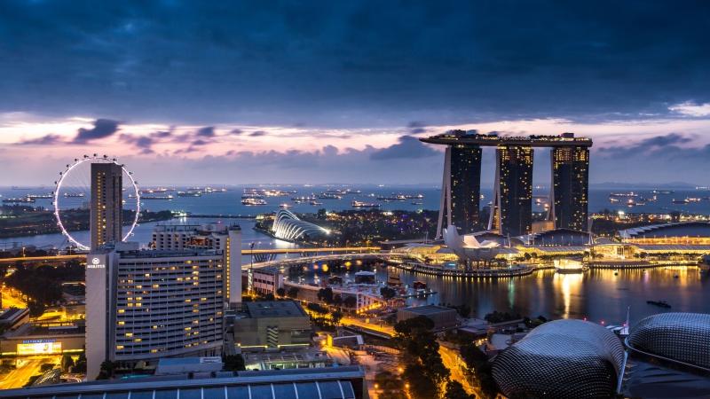 HÀ NỘI - SINGAPORE - MALAYSIA 5N4Đ (VJ, AK)